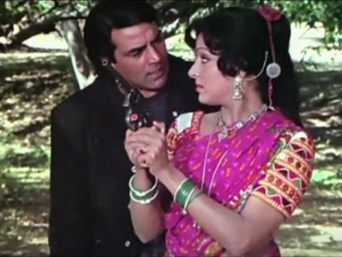 Image result for hema malini sholay