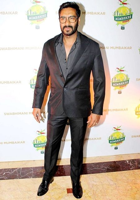 Ajay Devgn Wiki, Age, Wife, Family, Caste, Biography & More