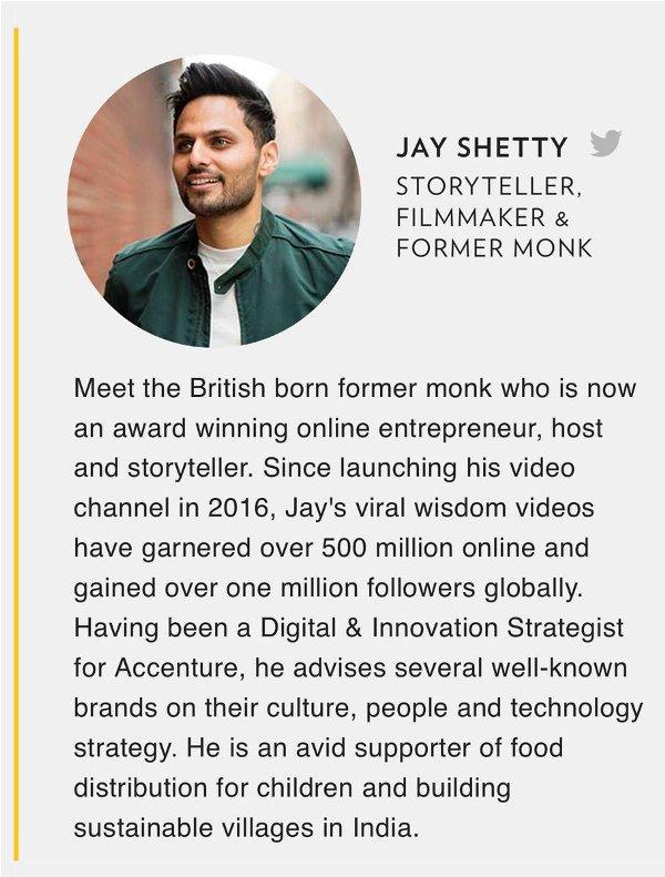 Jay Shetty Wiki, Age, Girlfriend, Wife, Family, Caste