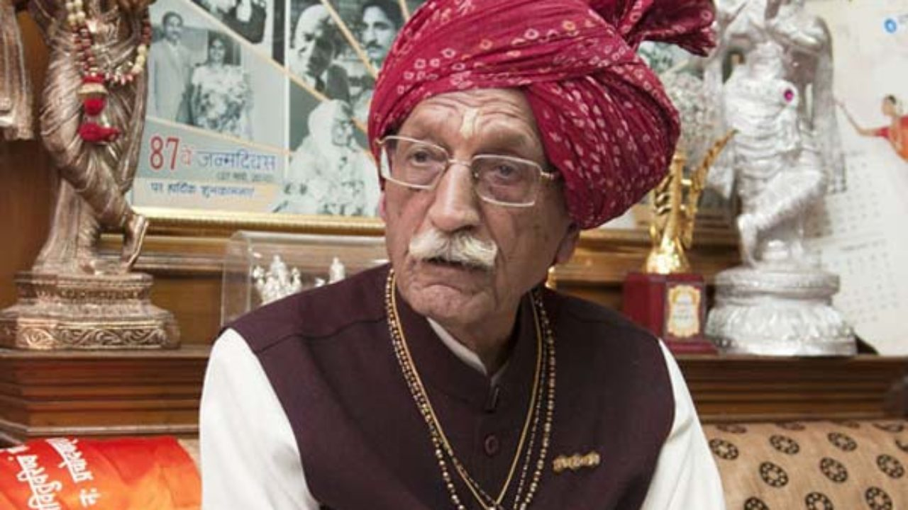 Mahashay Dharampal Gulati (MDH) Wiki, Age, Death, Wife, Children, Family,  Biography & More – WikiBio