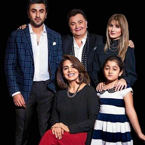 Rishi Kapoor Wiki, Age, Wife, Family, Biography & More – WikiBio