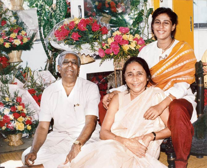 Image result for smita patil family