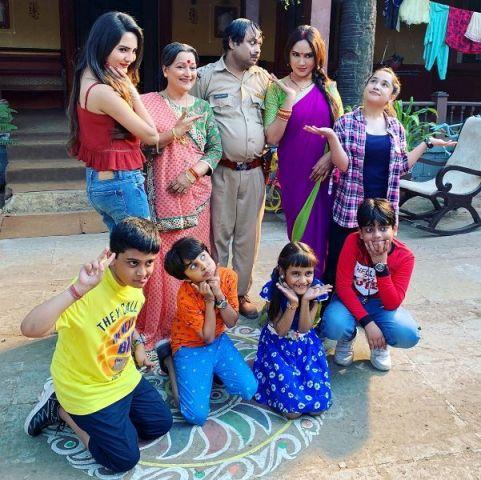 Zahara Sethjiwala in Happu ki Paltan