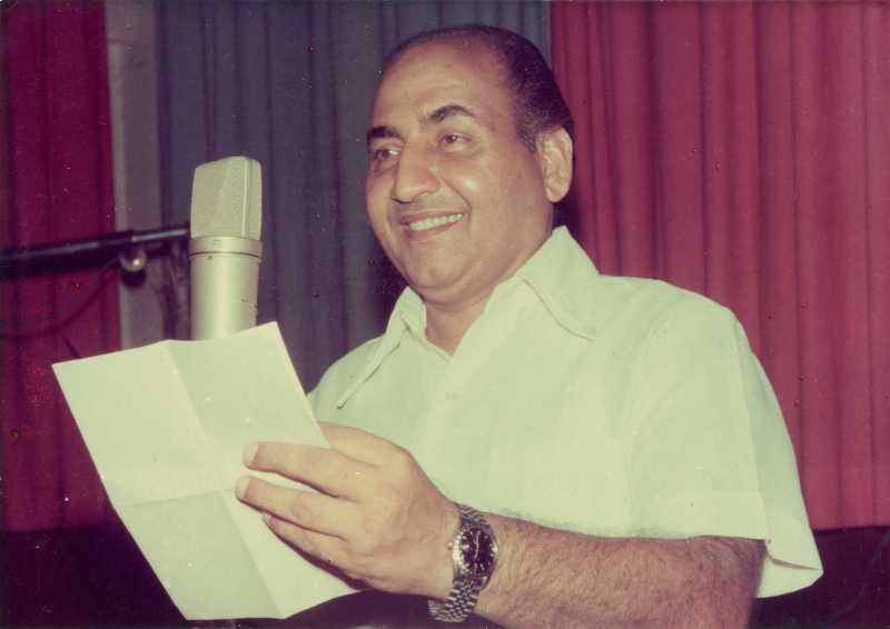 Mohammed Rafi Wiki, Age, Death, Wife, Family, Children, Biography ...