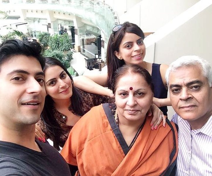 Image result for shrdha arya with her family