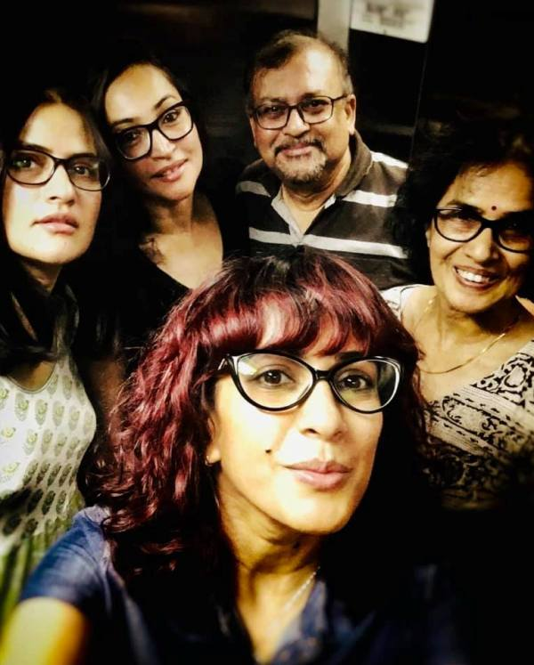 Image result for Sona Mohapatra family