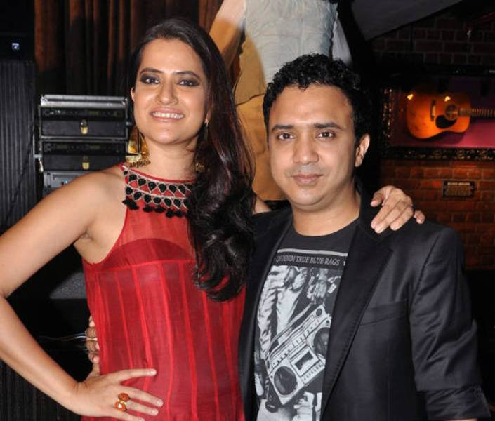 Image result for sona mohapatra husband